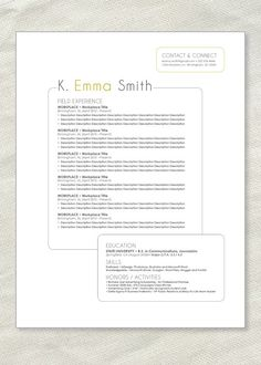 images about resume   calling cards on pinterest   resume    resume and cover letter template