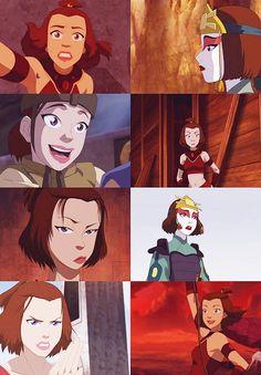 Suki // Avatar the Last Airbender