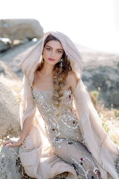 Your wanderlust wedding is about to take flight with inspiration from today's luxe Grecian elopement featuring a hooded bridal cape! Bridal Cape, Elopement Inspiration, Hoods, Wedding Dresses, Bridal Portrait Poses, Greece, Wanderlust, Most Beautiful Images, Bridal Pictures