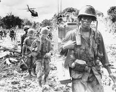 In 1965, the United States had put 190,000 troops in Vietnam to protect the people there from the North.