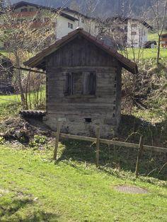 Schuppen, Brand, Österreich
