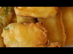 YouTube Sweets Recipes, Cooking Recipes, Greece Food, Greek Recipes, Finger Foods, Fries, Food And Drink, Appetizers, Vegetarian