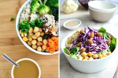 Not sure how to make the transition? Need help establishing a plant based diet? Check out these 3 plant based gluten free bowls to get an idea of what...