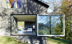 An Architect's Holiday House in Valais, Switzerland