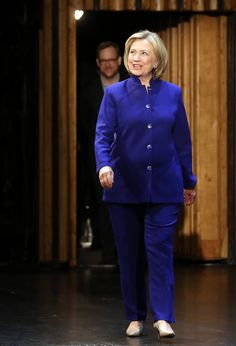 Pin for Later: Hillary Clinton's Style Is So Much More Than Trousersuits