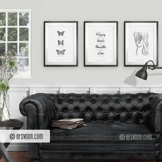 Do It Yourself Furniture, Frame It, Art Decor, Home Decor, Decoration, Typography Design, Typography Prints, Quote Typography, Contemporary Art