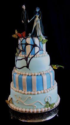 Corpse Bride Wedding cake - Corpse Bride Photo (32415231) - Fanpop fanclubs