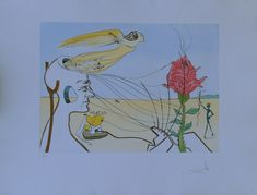 Salvador Dali Limited Edition 39