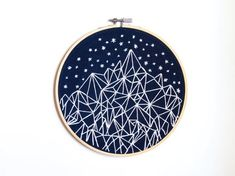 Image result for geometric embroidery