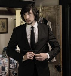 Adam Driver as Adam Sackler in Girls (HBO)