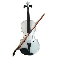 Description: Student Acoustic Violin Full Size Maple Spruce with Case Bow Rosin Neck: Maple w/ Carved Headstock Top: Carved Solid Spruce Back/Side: Carved Solid Maple w/ Painted Flamed Fingerboard: EB
