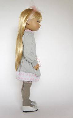 A very cute side view of Alyssa from Kidz 'n' Cats 2015 doll collection.