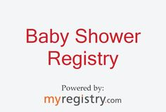 My gift registry on MyRegistry.com..  Pretty cool.  You can register at a lot of different places.