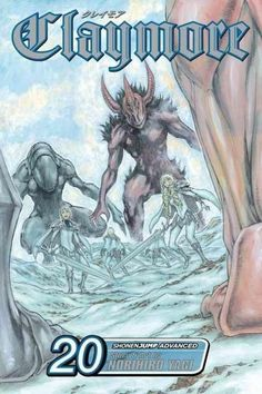 Claymore 20: Remains of the Demon Claw (Claymore)