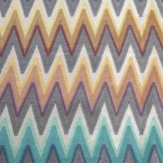 Missoni Markowa Tenda Fabric #100 via Safari Living