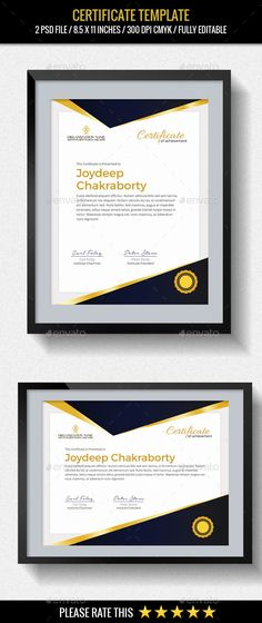 #Multipurpose Certificates Template - #Certificates Stationery Download here: https://graphicriver.net/item/multipurpose-certificates-template/20444925?ref=alena994
