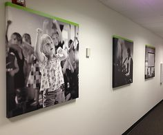 i like large pics but it needs color!NewSpring, photos on canvas, commercial interior design, photo canvas, wallpaper murals