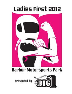#Ladies #First - #Women's #Motorcycle #Track #Day at #Barber #Motorsports #Park in #Birmingham, #Alabama with #Sportbike #Track #Girl #October #2012
