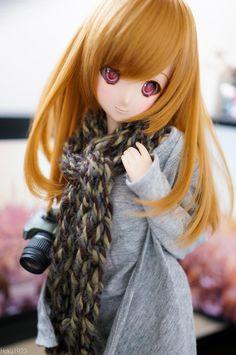 Mirai Suenaga Smart Doll by Haku1923