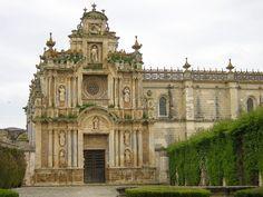 Jerez de la frontera . Monasterio de la Cartuja.