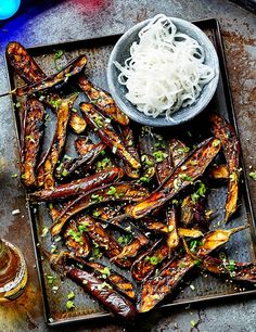 Miso and aubergine is a match made in heaven, and this recipe is perfect for the BBQ this summer. Make sure you check the miso is vegan