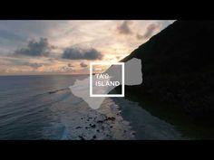 The island of Ta'u runs on solar energy - YouTube