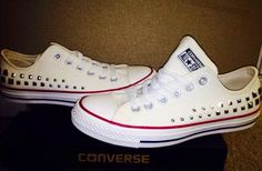 ❤️❤️❤️❤️ my new Chuck Taylor's!  Can't wait to rock them out ⏰‼️
