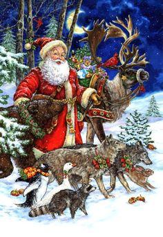 Сказочно-новогоднее от Donna Race. Часть- 5.. Обсуждение на LiveInternet - Российский Сервис Онлайн-Дневников