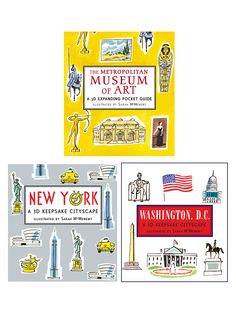 Random House USA 3D Cityscapes Bundle
