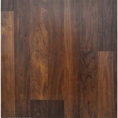 Style Selections 8.07-in x 47.64-in Classic Walnut Laminate Flooring $1.39/square foot + 10% off @ Lowe's