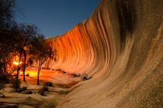 Beautiful #Waverock at the Wave Rock Weekender(Western Australia, 4 hours drive from Perth)