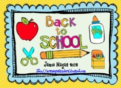 This unit has over 109 pages full of Back to School fun!  This pack is perfect for the beginning of the year for pre-k/kindergarten.  In this unit ...
