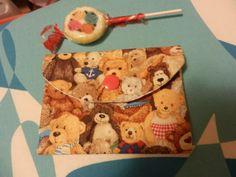 Kleine Bärentasche für Jana.