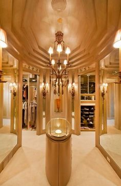 Luxury Closets 25 luxury closets for the master bedroom | luxury, dressing room