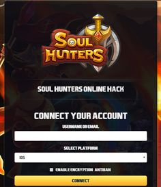 Soul Hunters Hack will let you to buy all items for free. Below you will see all the cheats needed to hack Soul Hunters These [.
