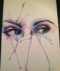 water color painting | Tumblr