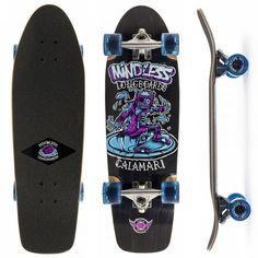 "Cruiser Mindless Longboards Calamari Black 29""/75cm"