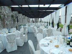 #ricevimentivillabernardini #patio #cerimonie