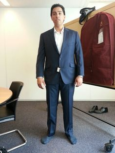 Cor the Coach - custom made suit from Oger.