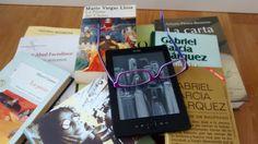 Mi amiga Elena González ha estrenado un blog para hablar de uno de mis temas favoritos: libros. http://saboreandolibros.wordpress.com/