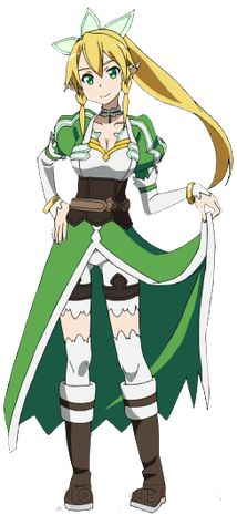 Leafa Sao, Asuna, Anime Figures, Anime Characters, Fictional Characters, Online Anime, Online Art, Loki, Leafa Sword Art Online