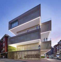 Gallery - Cultural Center La Gota - Tabacoo Museum / Losada García - 4