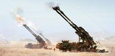 Heavy artillery, Vadim Sverdlov on ArtStation at http://www.artstation.com/artwork/heavy-artillery-31613042-7ebc-4de6-80bf-421816221420