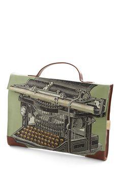 True to Type Laptop Bag