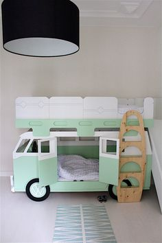 Big Boys, Little Boys, Boy Room, Bunk Beds, Diys, Room Decor, Interior, Furniture, Camper