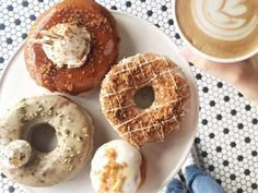 All the reasons why LA has the best donut scene in America