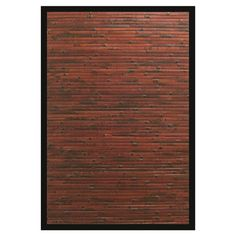 Found it at Wayfair - Villager Bamboo Mahogany Rughttp://www.wayfair.com/daily-sales/p/Rugs-for-Every-Area-Villager-Bamboo-Mahogany-Rug~AJ1596~E13517.html?refid=SBP.rBAZEVQXfNdwIV91qPhvAiVQb89SykC2gegtgtto-8k