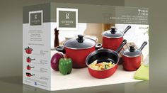 Share this with your friends and earn B Connected Social Points to enter valuable prize giveaways. Earn 1,000 points for Free Chef Du Jour 7-PC Gibson Cookware Set!     Earn Points on Sundays, September 13, 20 & 27, 2015     You have three Sundays to reach 1,000 points! Earn on one Sunday, or take all three Sundays to rack up your points. Each Sunday, earn one voucher for each 200 base points. Collect five (5) vouchers to redeem for Cookware Set!