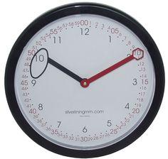 Teaching Hands Wall Clock