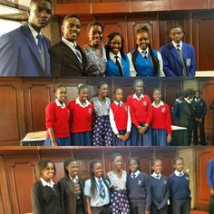 "It's all about giving back. ""A moment with the Alma Maters. At the mentorship talk at KICC"
